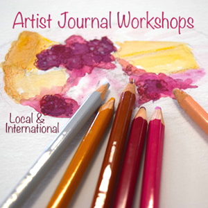 Artists Journal Workshops